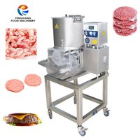 FX-2000 burger patty machine patty making machine burger making machine