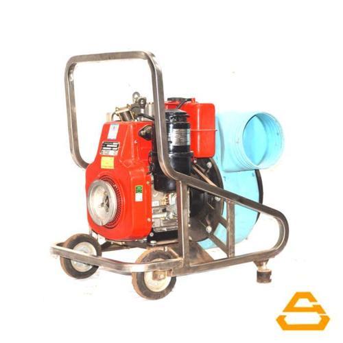 Hydraulic Air Ventilator