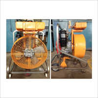 Hydraulic Ventilation Fan