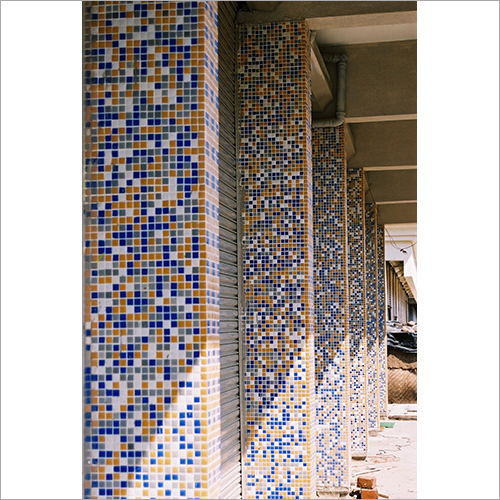 Decorative Pillar Mosaic Tile