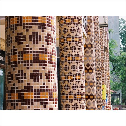 Mosaic Tile for Pillar