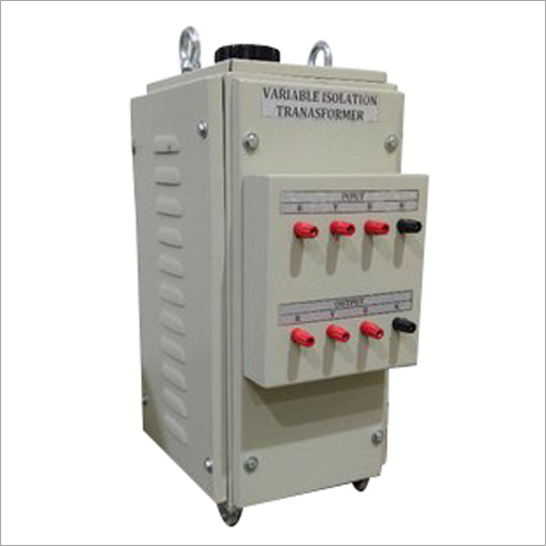 Three Phase Manual Variac Dimmer