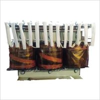 Multi Tapping Three Phase Auto Transformer