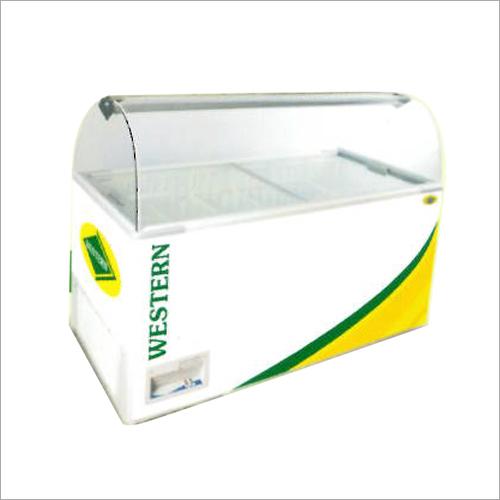 529 Ltr Scooping Parlour Deep Freezer