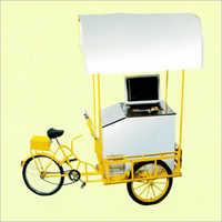 139 Ltr Freezer On Wheels
