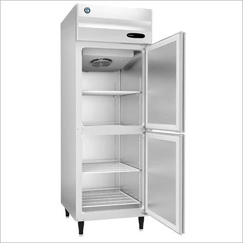 Double Door Upright Freezer