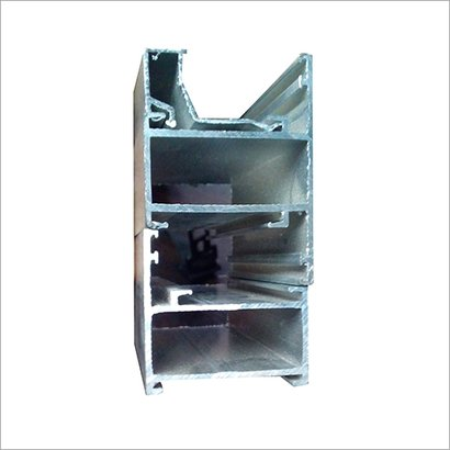 Aluminum Profile Extrusion Section Application: For Industrial Use