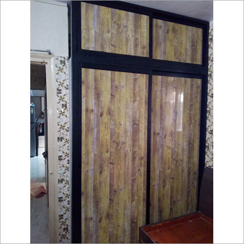 Powder Coated Aluminum Partition