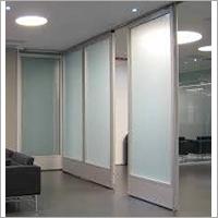 Aluminum Glass Office Partition