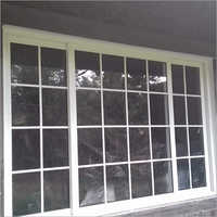 White Aluminum GEORGEAN Window