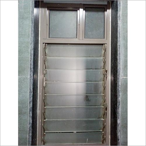 Powder Coated Aluminum Casement Windows