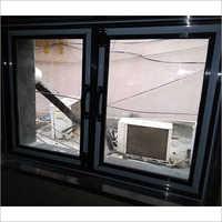 Aluminum Bathroom Sliding Window