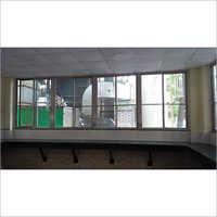 Aluminum Durable Fixed Window