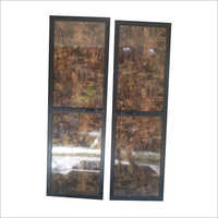 Aluminum Bakelite Kitchen Doors