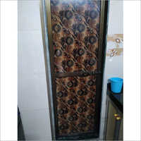 Aluminum Bakelite Sheet Bathroom Door