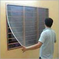 Mosquito Net Window Frame Application: Residential And Commercial