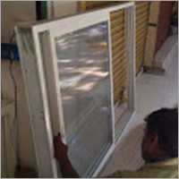Aluminum Window Powder Coating Service