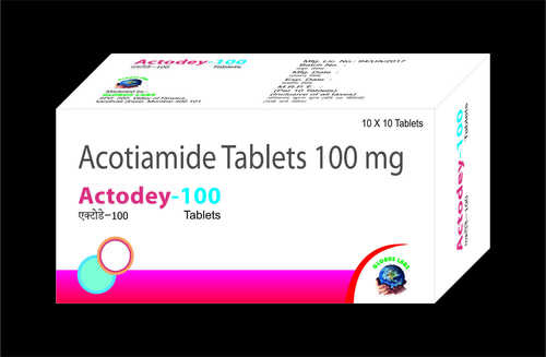 Acotiamide 100 Tablets