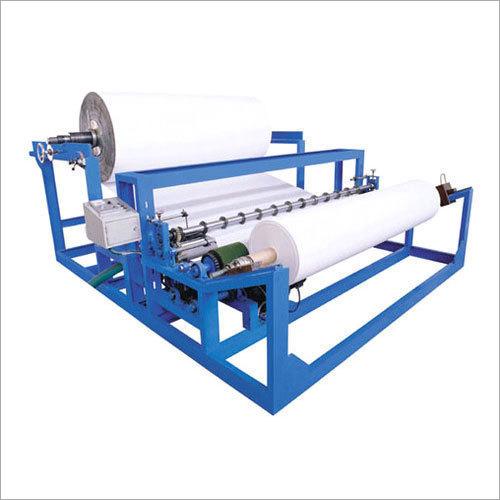 Industrial Foil Rewinding Machine