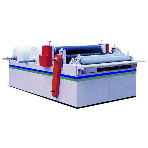 Semi Automatic Tissue Paper Making Machine