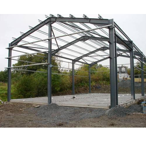 Prefabricated Metal Structure