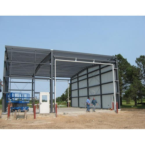 Pre Engineered Metal Building