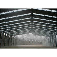 Industrial Steel Sheds