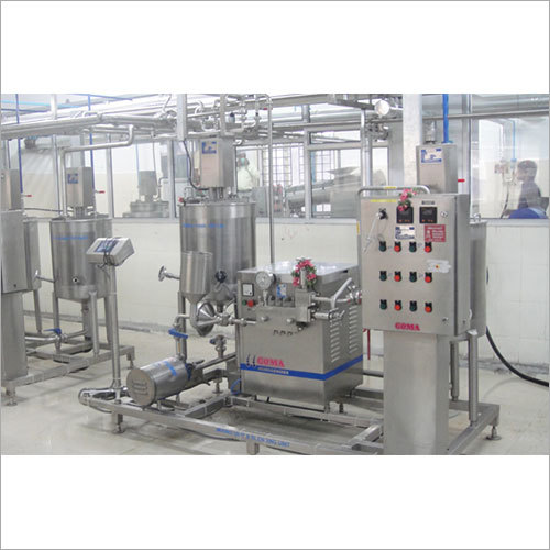 Fruit & Vegetable Processing Plant