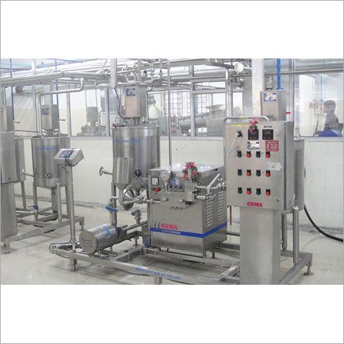 Fruit & Vegetable Processing Plant