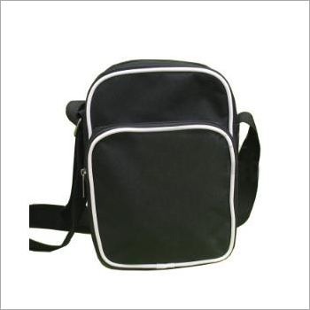 Synthetic Fabric Sling Bags