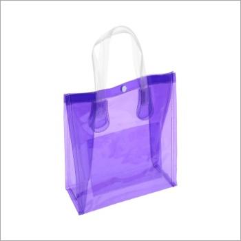 Designer Vinyl Tote Bag