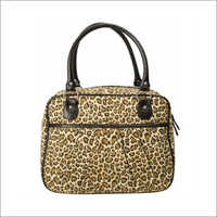 Ladies Animal Print Handbag