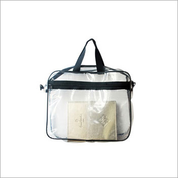 Plastic Travel Bag