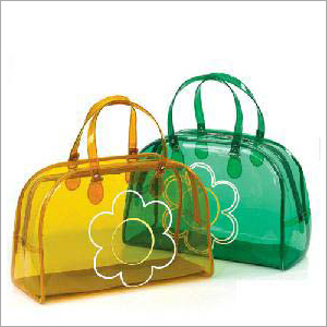 Synthetic Fabric Handbag