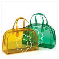 Ladies Plastic Handbag