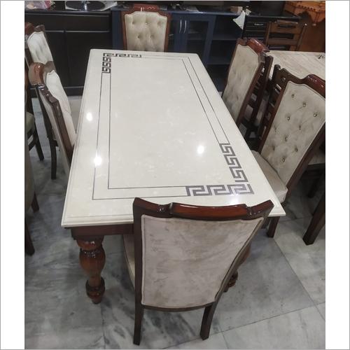 Cushion Chair Dining Table