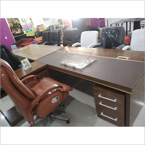 Executive Table with Chair