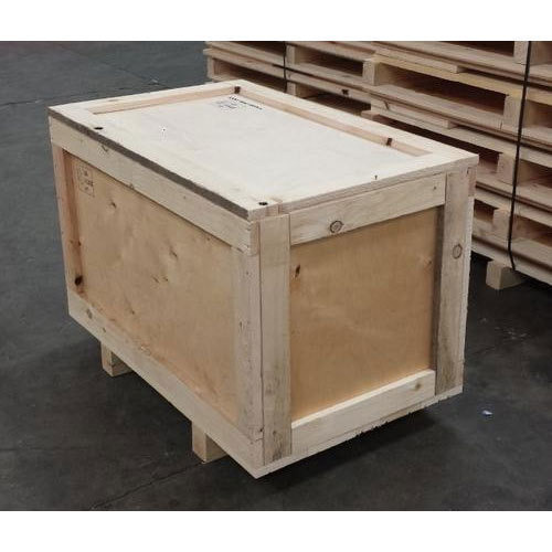 Export Packaging Nailless Plywood Boxes