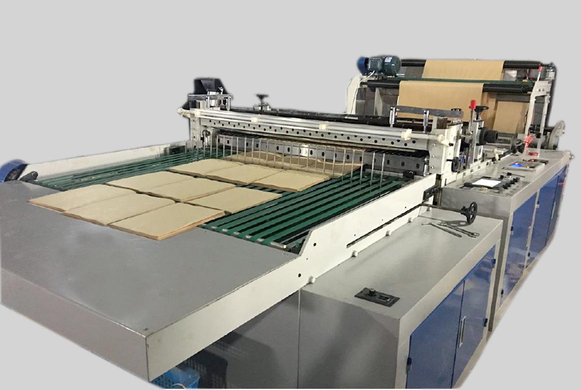 Fully automatic A4 paper cutting machine