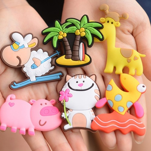 Silicone Fridge Magnet