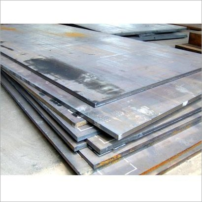 Industrial Ms Steel Plate Application: Construction