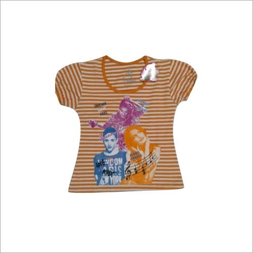 Kids Printed T Shirt