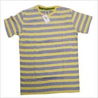 Kids Round Neck Cotton T Shirt