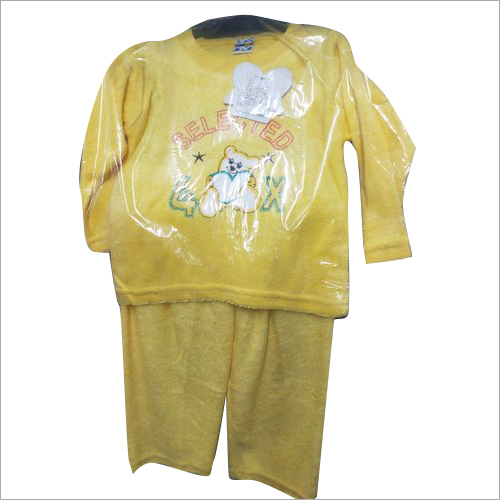 Boys Full Sleeves Summer Cotton Suit