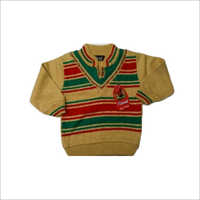 Kids Casual Woolen Sweater