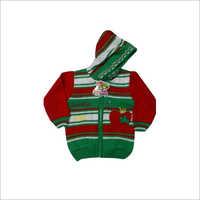 Kids Full Sleeve Woolen Sweater