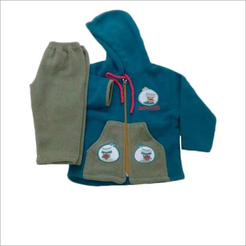 Kids Full Sleeve Hoodie Set