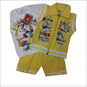 Kids T-Shirt And Shorts Suit