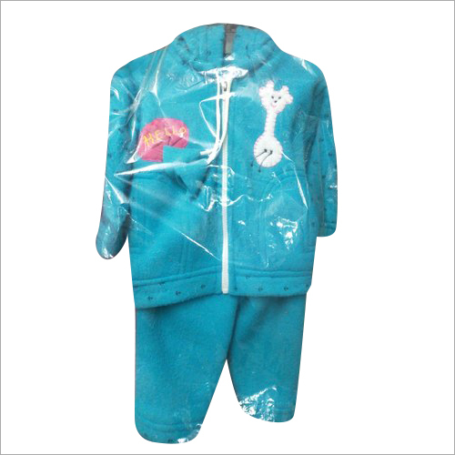 Kids Full Zipper T Shirt With Pant Set