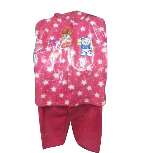 Kids Woolen Full Sleeves Suit